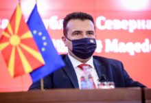 Photo of PM Zaev tests negative for COVID-19