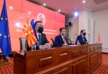Photo of Zaev-Várhelyi: EC's report for North Macedonia provides incentive to finalize intergovernmental conference preparations