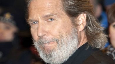 Photo of Jeff Bridges reveals lymphoma diagnosis, says 'prognosis is good'