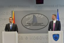 Photo of Transport Minister Bochvarski meets Kosovo's Abrashi to discuss regional infrastructure