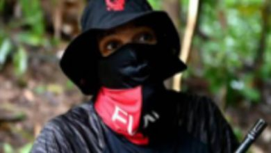 Photo of Colombia's Duque: Guerrilla group leader 'neutralized'