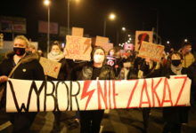 Photo of Renewed protests in Poland against effective abortion ban