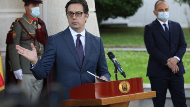 Photo of President Pendarovski: Abiding by protective protocols is best way to fight pandemic