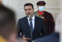 Photo of PM Zaev: Gov't fully committed to fighting COVID crisis