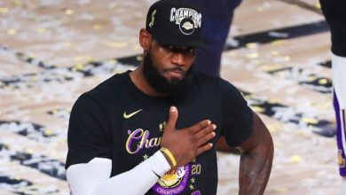 Photo of Unprecedented NBA season ends with James and Lakers champions again