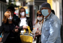 Photo of Nearly 630 people fined for violating face mask rule