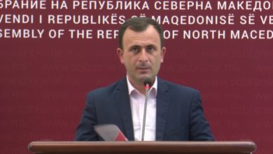 Photo of Mitreski: Functional instead of blocked Parliament is in the interest of all citizens
