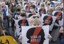 Photo of Poland: Seventh day of protests against tightening of abortion law
