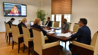 Photo of Besimi: Improvement of FMIS one of priorities in cooperation with World Bank