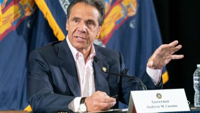Photo of New York governor Cuomo formally invites probe into misconduct claims