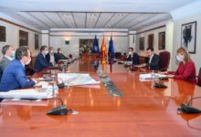 Photo of PM Zaev meets Construction Chamber leadership, Government's support welcomed