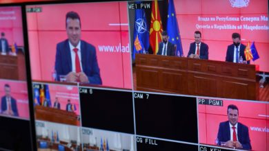 Photo of Zaev, Dimitrov, Osmani to Sassoli: North Macedonia ready to become next EU enlargement success story