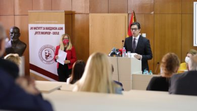 Photo of Pendarovski: Existence of Macedonian language confirmed by linguists long time ago