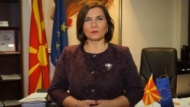 Photo of Minister of Labor: We are working toward fully integrating Roma people into society