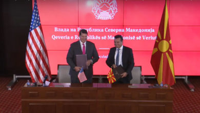 Photo of Zaev: 5G network's effect more positive than emergence of electricity