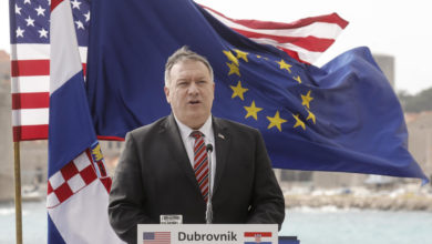 Photo of Pompeo: Croatians will soon be able travel to US without visas