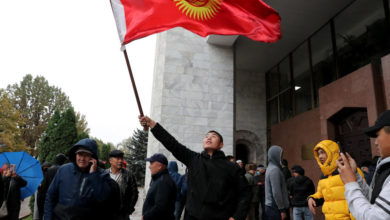 Photo of Kyrgyzstan annuls elections after president's office building stormed