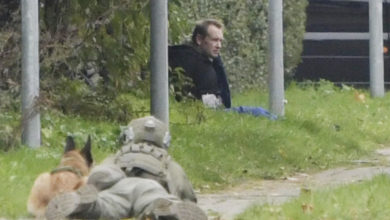 Photo of Police capture Danish submarine murderer after prison break