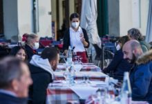 Photo of Italy hit by anti-virus protests as infections surge to a new record