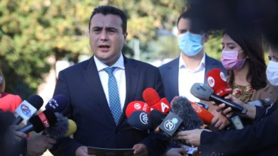 Photo of PM Zaev urges for solidarity, understanding on start of new school year