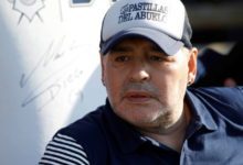 Photo of Argentina football great Maradona dies at 60