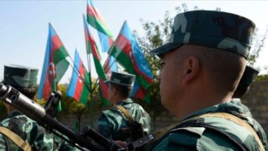 Photo of Azerbaijan's military moves further into territory ceded by Armenia