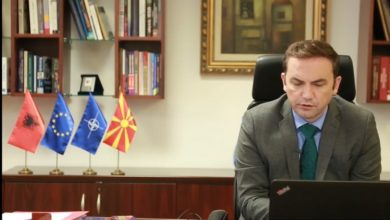 Photo of FM Osmani to take part at meeting of NATO foreign ministers
