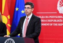 Photo of Macedonian national identity is non-negotiable, says gov't spokesperson