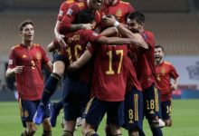Photo of Spainstun sorry Germany with 6-0 win to reach Nations League finals