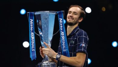 Photo of Medvedev outlasts Thiem in three sets to lift ATP Finals title