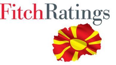 Photo of Fitch affirms North Macedonia at 'BB+'