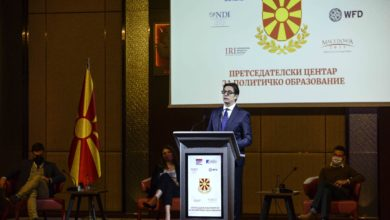 Photo of Pendarovski: Investing in education to ensure stable democracy, future generations of democrats