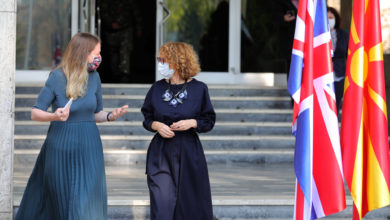 Photo of Shekerinska-Galloway: UK stands alongside North Macedonia in NATO