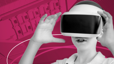 Photo of Virtual reality app to bring Stobi site closer to schoolchildren