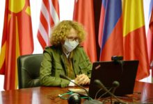 Photo of Defence Minister Shekerinska to attend online US-Adriatic Charter meeting