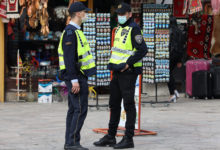 Photo of MoI: 22 caught breaking curfew, 433 fined for not wearing masks