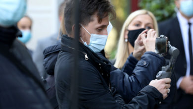 Photo of Over 680 people fined for not wearing face masks