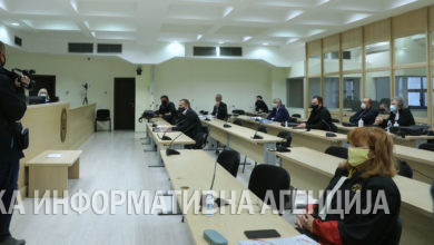 Photo of Former President Ivanov to testify in 'April 27' case trial