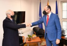 Photo of Deputy PM Bytyqi: Slovenia is North Macedonia's traditional economic partner
