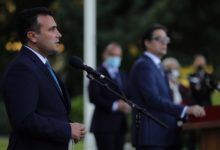 Photo of PM Zaev: Gov't to declare nationwide state of crisis by Friday evening