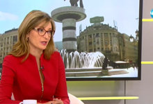 Photo of Zaharieva claims no relation between her position on Skopje, election in Bulgaria