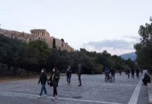 Photo of Athens in lockdown for two weeks (photos)