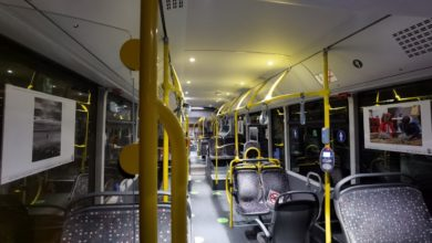"Photo of ""50 Shades of Air"" photo show opens in 7 eco-friendly Skopje buses"