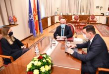 Photo of Xhaferi: Efforts to find mutually acceptable solution with opposition over online participation