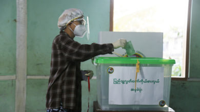 Photo of Countings begin inMyanmarelection expected to give Suu Kyi new term
