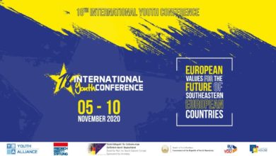 Photo of 18th International Youth Conference kicks off