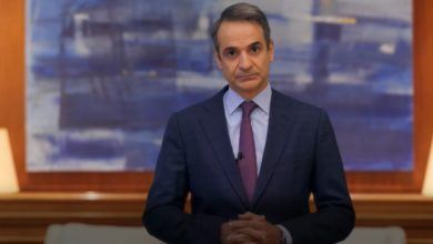 Photo of Greek PM Mitsotakis supports Western Balkans' EU prospects
