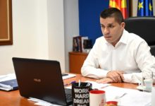 Photo of Deputy PM Nikolovski tests positive for COVID-19