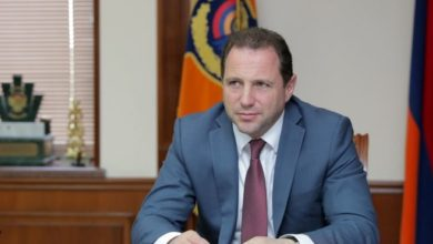 Photo of Armenia's defence minister resigns after conflict; replacement named