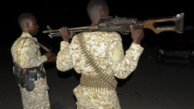 Photo of 20 killed in clashes with al-Shabaab in central Somalia